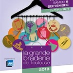 <b>La Grande Braderie de Toulouse cette fin de semaine !</b>
