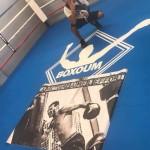 <b>Le vice-champion Olympique Sofiane Oumiha a ouvert sa salle de Boxe</b>