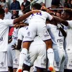 <b>Ligue 1 : Le TFC s'impose en Bretagne et monte sur le podium !</b>