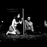 <b>Pas une lumière ne me consola (autoportrait en couple) •  cie De Rosa</b>