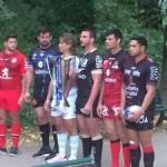 <b>Toulouse donne le coup d'envoi de la Coupe d'Europe de rugby</b>
