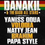<b>Concours : Gagnez vos places pour Danakil &amp; The Baco All Stars au Bikini !</b>