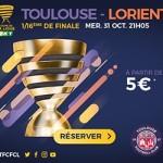 <b>Coupe de la Ligue: Le TFC entre dans la compétition face à Lorient</b>
