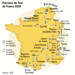 <b>Toulouse ville étape et Bagatelle à l'honneur du Tour de France 2019</b>