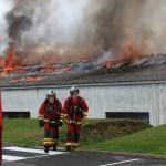<b>Cherbourg : l&#039;origine criminelle de l&#039;incendie du centre Jean-Itard confirmée</b>
