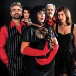 <b>Humour musical à  Fougères : quand Maria Dolores revisite le tango</b>