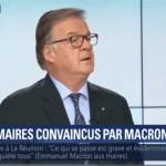 <b>Un maire du Lot réagit sur BFM TV suite au discours d&#039;E. Macron devant 2000 maires</b>