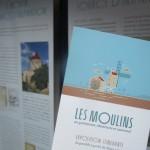 <b>A Forges-les-Eaux, les moulins s&#039;exposent à l&#039;Office de tourisme</b>