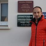 <b>Baptiste Lefrançois ouvre son cabinet de réflexologie plantaire à Villers-Bocage</b>