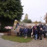 <b>11novembre. Les enfants présents à la cérémonie de Bois-Arnault</b>