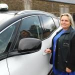 <b>Rouez : Valérie Goupil, taxi: «Une hausse du gazole de 15% en 9 mois!»</b>