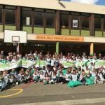 <b>Aux Andelys dans l&#039;Eure, les écoliers mobilisés pour nettoyer la nature</b>