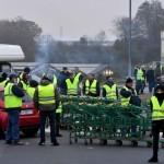 <b>Manche : retour en images sur la mobilisation des Gilets jaunes</b>