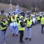 <b>Nogent-le-Rotrou : les images des Gilets jaunes</b>