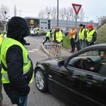 <b>Gilets jaunes : quels blocages lundi sur les routes de la Manche ?</b>