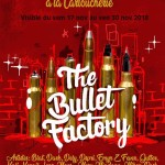 <b>Du 17 au 30/11, à la @CARTOUCHERIE_ : The Bullet factory, une expo de graff collective organisée par...</b>