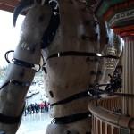 <b>Le Minotaure démarre ses voyages sur la Piste des Géants, embarquant avec lui une cinquantaine de pe...</b>