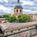 <b>#DômeDeLaGrave #Toulouse - #France #VisitezToulouse  #Occitanie #photographie #photographypic.twitte...</b>