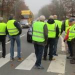 <b>Divisés sur la stratégie, les Gilets jaunes du pays de Fougères cherchent un second souffle</b>