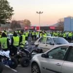 <b>Gilets jaunes : le point sur la manifestation en Moselle à la mi-journée</b>