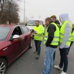 <b>Gilets jaunes de Fougères : sans doute une manifestation samedi</b>