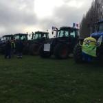 <b>Gilets jaunes à Bayeux. Des agriculteurs veulent passer à l&#039;action avec une opération escargot ...</b>