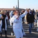 <b>Santé : après les gilets jaunes, au tour des infirmières de manifester à Toulouse</b>