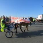 <b>Langon/Marmande. Blocage des gilets jaunes : les images insolites de la mobilisation</b>