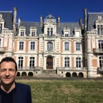 <b>Ecole de Tersac. Le chantier suit son cours au château de Maison Rouge la Bruère-sur-Loir</b>