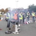 <b>Sarthe. Artisan et agent de sécurité dans le secteur de La Ferté-Bernard : des gilets jaunes se conf...</b>