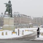 <b>La neige est attendue cette nuit dans les Yvelines</b>