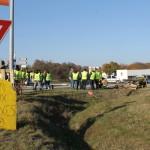 <b>Morbihan : les Gilets jaunes reprennent leurs actions à Pontivy ce dimanche 18 novembre</b>
