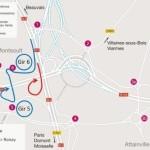 <b>Val-d&#039;Oise. Chantier A16 à la Croix-Verte, fermeture d&#039;une bretelle sur la RN1</b>