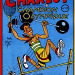 <b>BD : Charlot aux JO</b>
