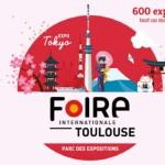 <b>Tokyo au centre de la Foire Internationale de Toulouse 2019</b>