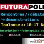 <b>Futurapolis s'installe pendant deux jours à Toulouse !</b>