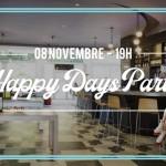<b>Happy Days Party ce jeudi au Gourmet Bar</b>