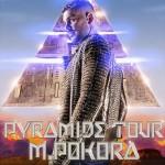 <b>M Pokora de retour en 2019 à Toulouse avec le Pyramide tour !</b>
