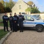 <b>Val-d&#039;Oise. La police municipale de Magny-en-Vexin s&#039;étoffe</b>