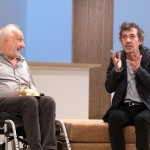 <b>François Berléand et Eric Elmosnino, cette semaine à Odyssud Blagnac</b>