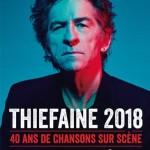 <b>HF Thiefaine fête 40 ans de carrière ce vendredi à Toulouse</b>