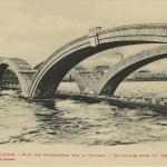 <b>17 décembre 1906 : la #Garonne en crue bloque le chantier du pont des Catalans @Toulouse #Toulouse #...</b>