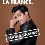 <b>Sugar Sammy, seul en scène en 2019 à Toulouse</b>