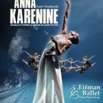 <b>Le ballet Anna Karenine ce dimanche au Zénith de Toulouse</b>