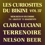 <b>Calendrier de l'Avent : Gagnez vos places pour les Curiosités du Bikini vol 37 !</b>