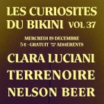<b>Les Curiosités du Bikini vol 37 avec Clara Luciani ce soir !</b>