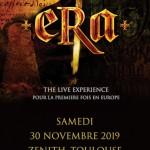 <b>Le groupe ERA arrive en 2019 à Toulouse</b>