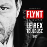 <b>Flynt en concert ce jeudi au Rex de Toulouse</b>