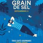 <b>Les premiers noms pour le festival Grain de Sel 2019 !</b>
