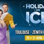 <b>Calendrier de l'Avent : Gagnez vos places pour Holiday on Ice au Zénith !</b>